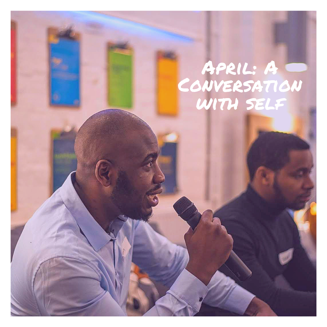 April: A Conversation with self