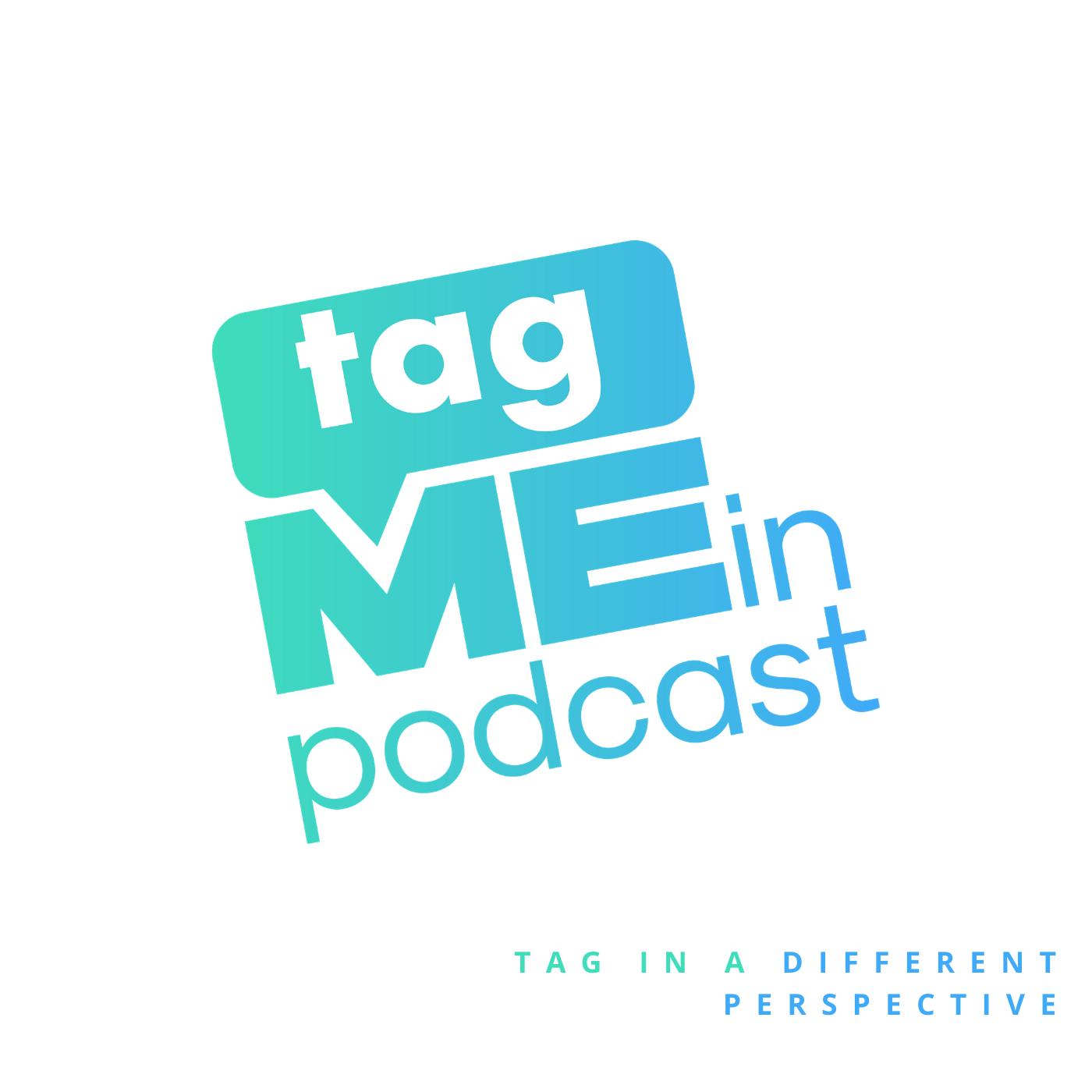 Tag Me In Podcast logo